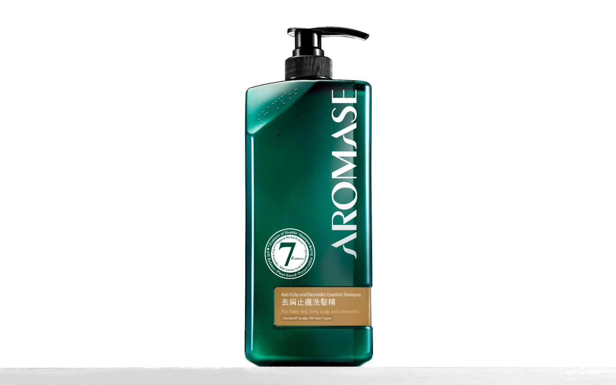 AROMASE- Anti hairloss Shampoo