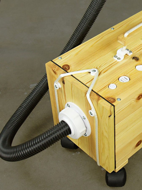 Tenok – DIY Vacuum Cleaner