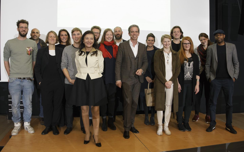 Designers Open Leipzig Ausstellung Exhibition Preisverleihung