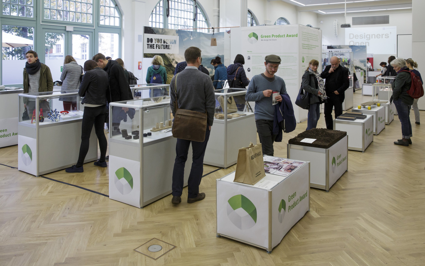 Green Product Award 2016 at Designers' Open