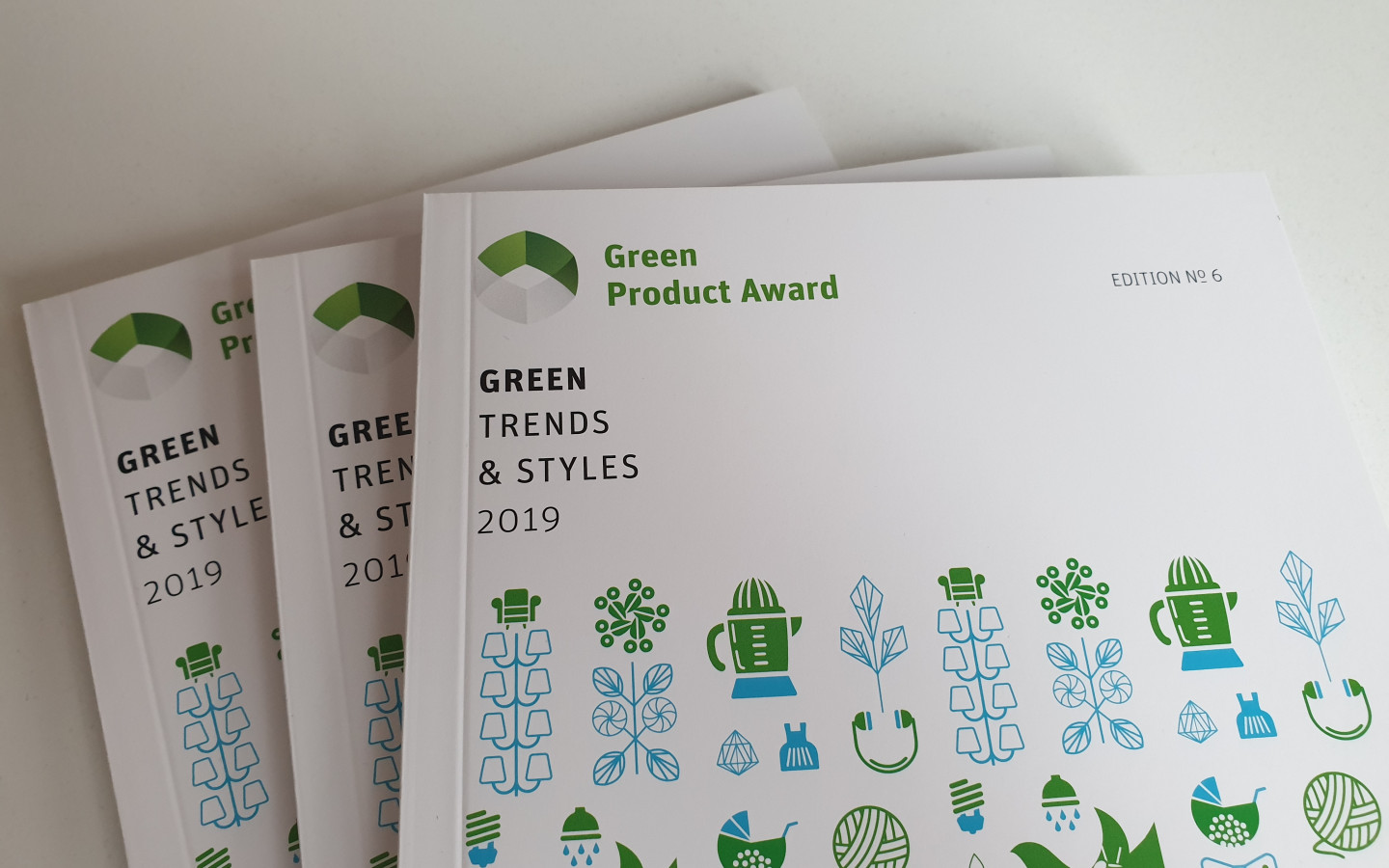 Green Product Book 2019