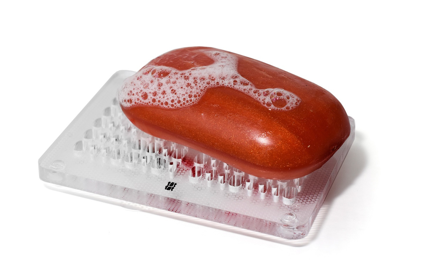 Soap dishes «schaum», «binär»