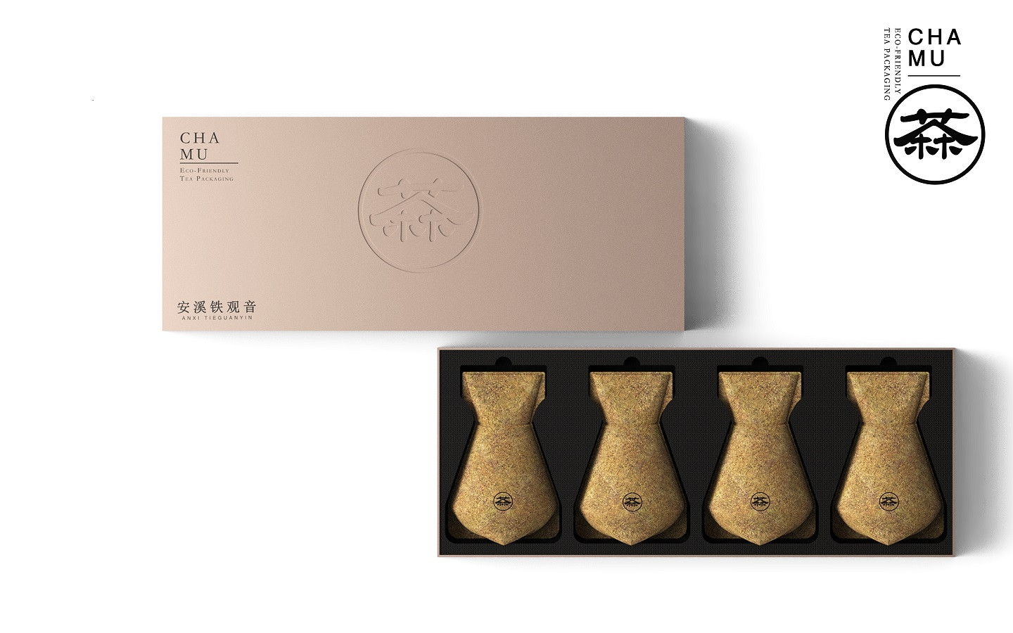 CHAMU Tea Packaging