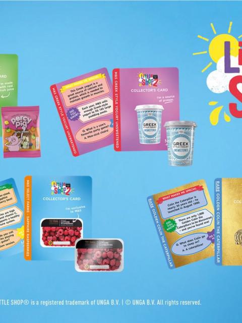 M&S Little Shop 2 Collectibles