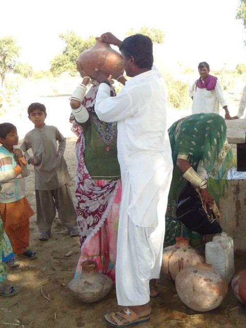 Sindh Water Relief Project
