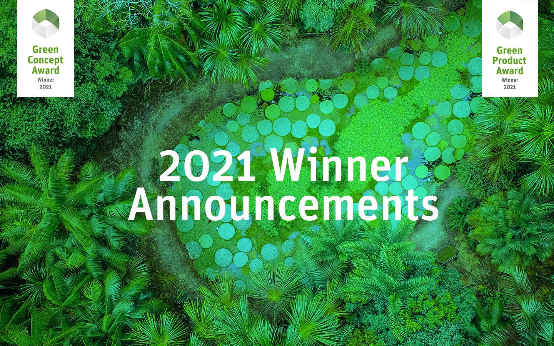 2021年获奖者