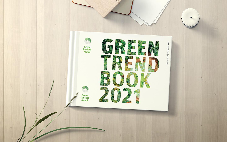 Grünes Trendbuch 2021 Vorbestellung