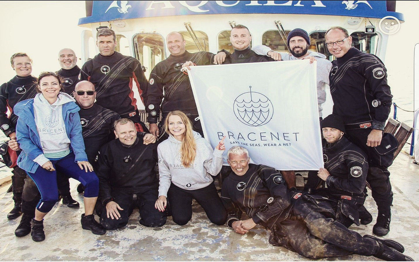 Bracenet- Save the seas