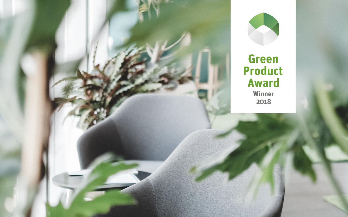 Green Product Award Winners 2018