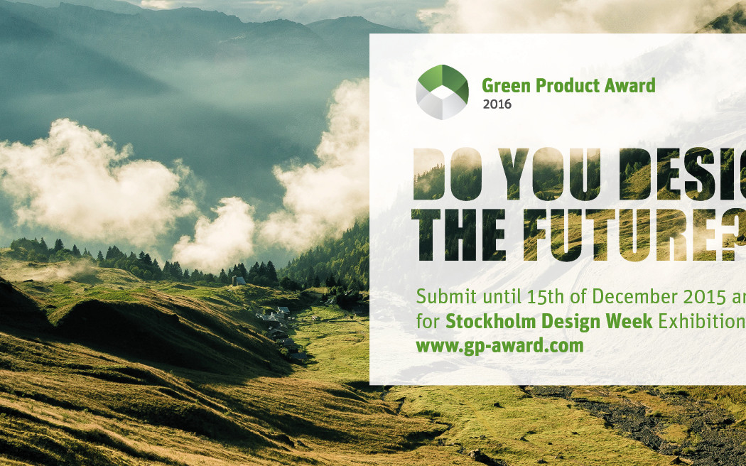 Green Product Award 2016 started
