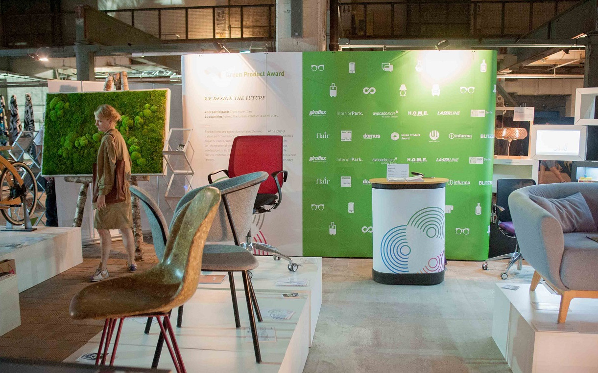Green Product Award at DMY Design Festival Berlin