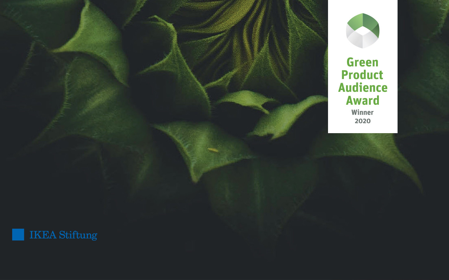 Green Product Audience Award 2020