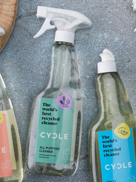 循环家用清洁剂
