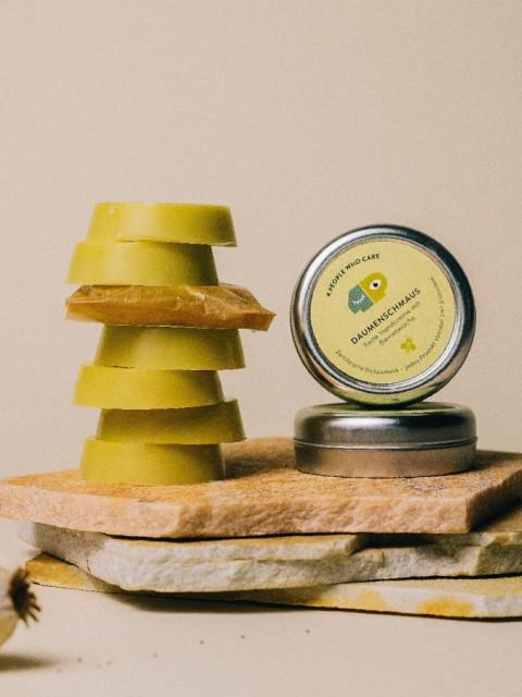 杏仁膏-固体护手霜