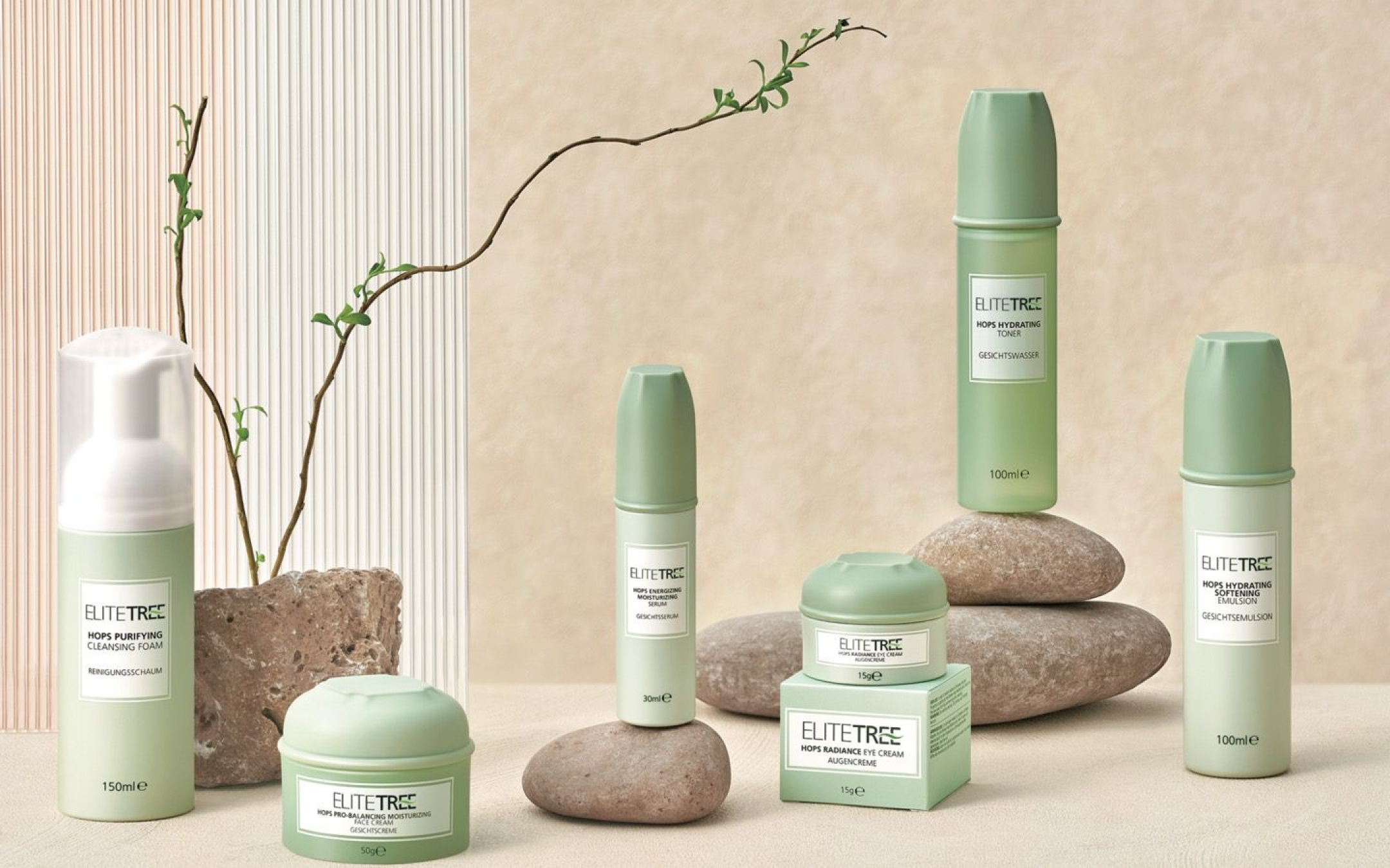 Elitetree hops  skin care