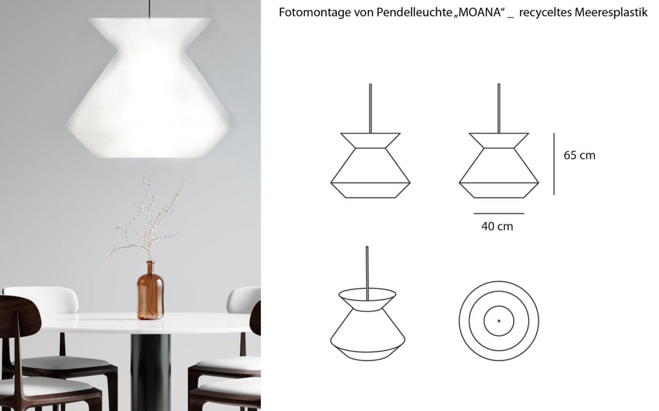MOANA  - pendant lamp