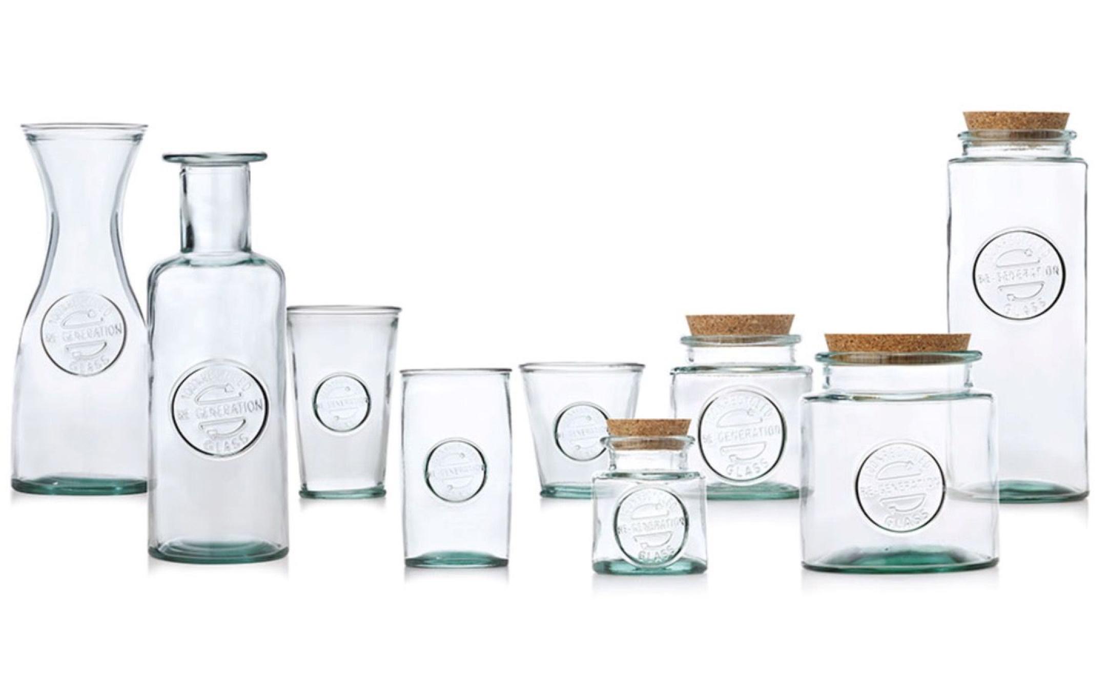 Re-generation Glassware