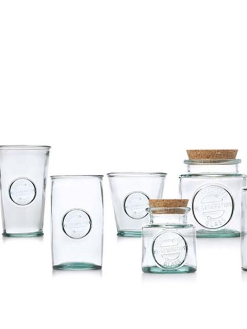 再生玻璃器皿