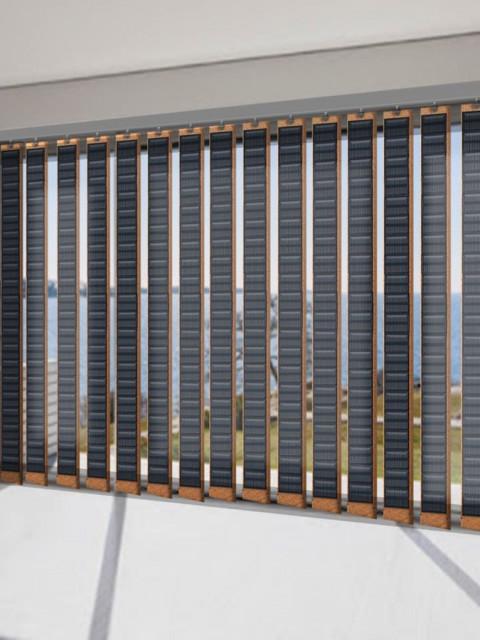 百叶窗 太阳能源