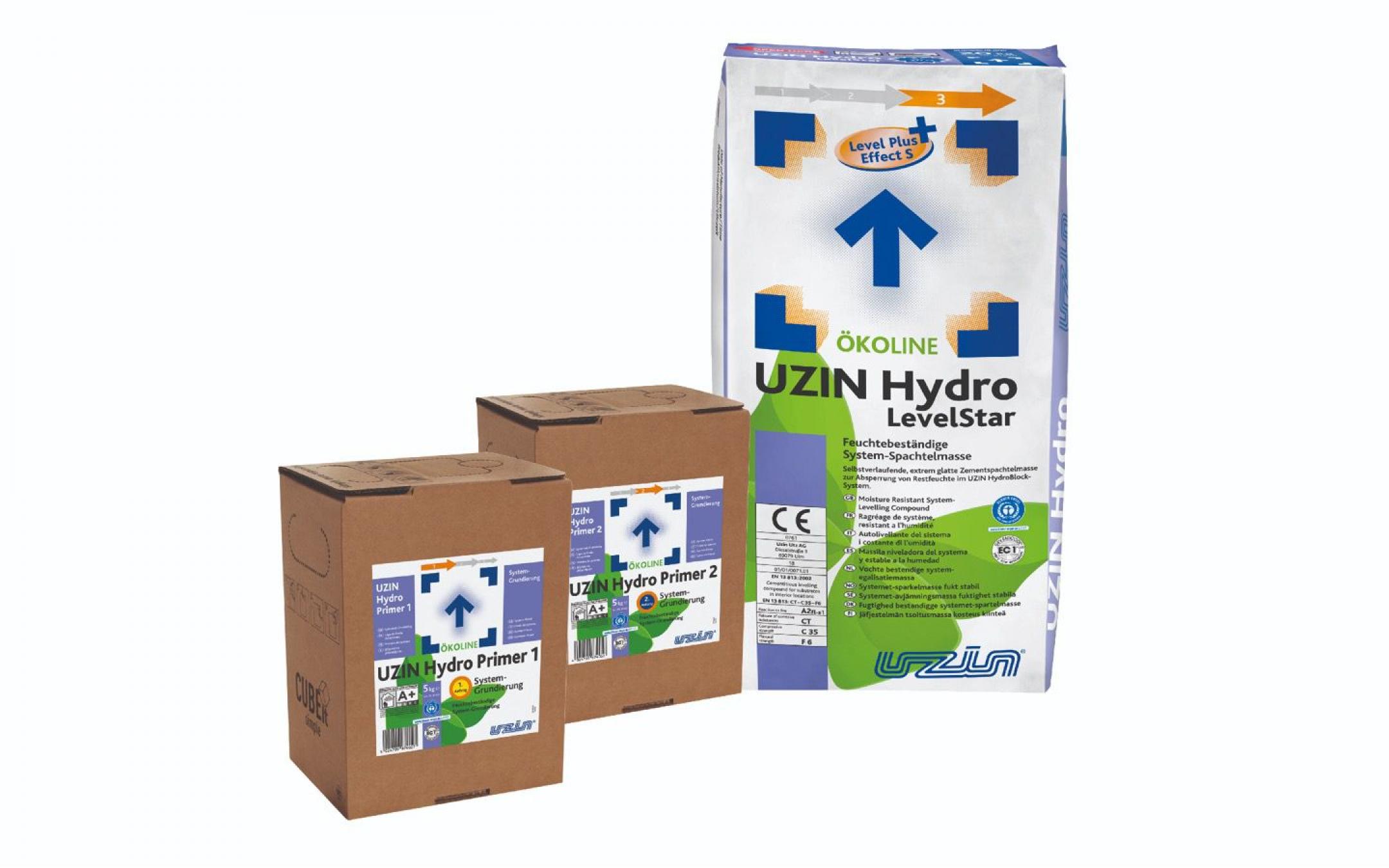 UZIN HydroBlock-System