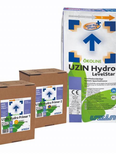 UZIN HydroBlock-系统