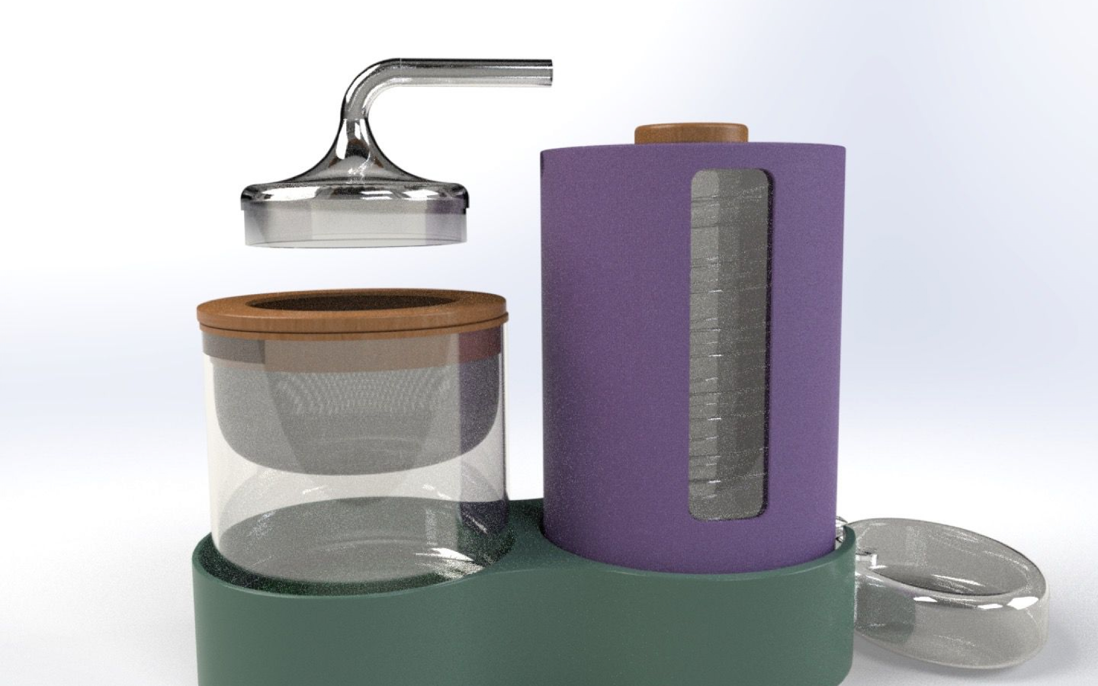 Medical Plant Extractor