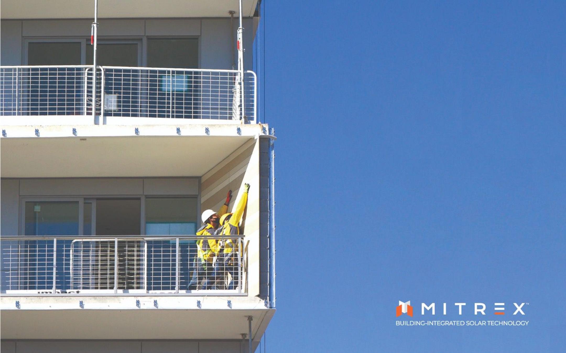 Mitrex Solar Technology