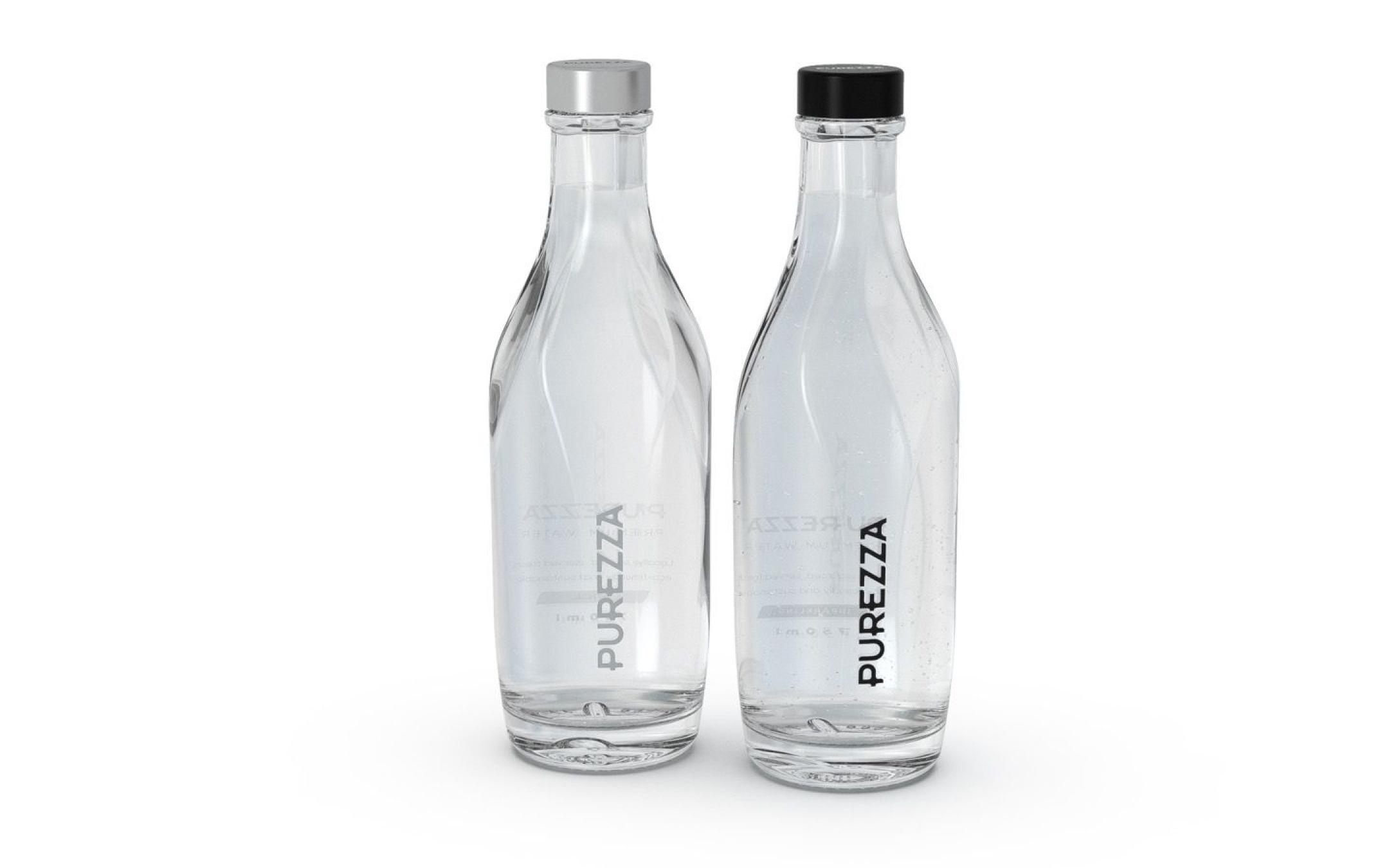 La gama de botellas Petalosa