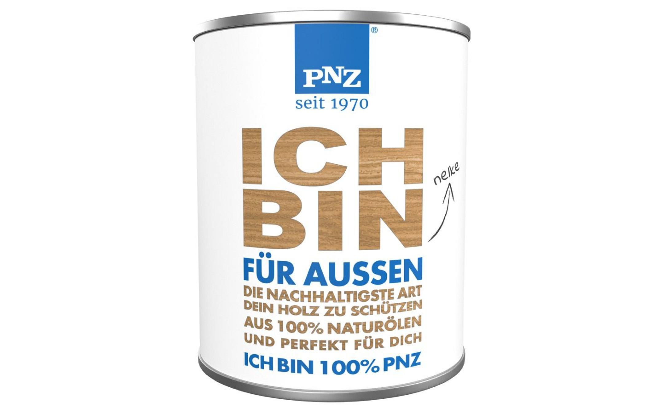 El aceite PNZ para el exterior