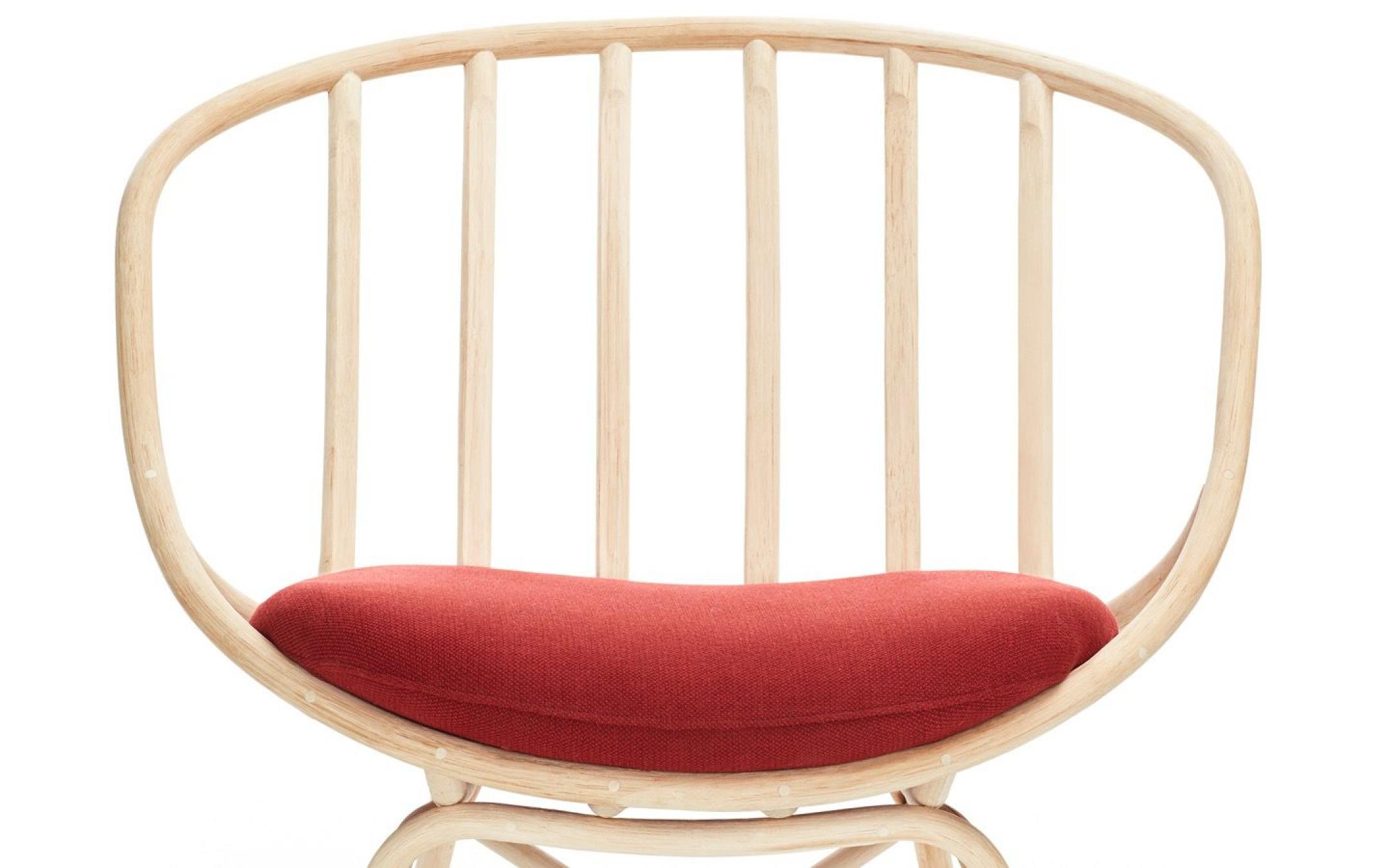 Armadillo armchair