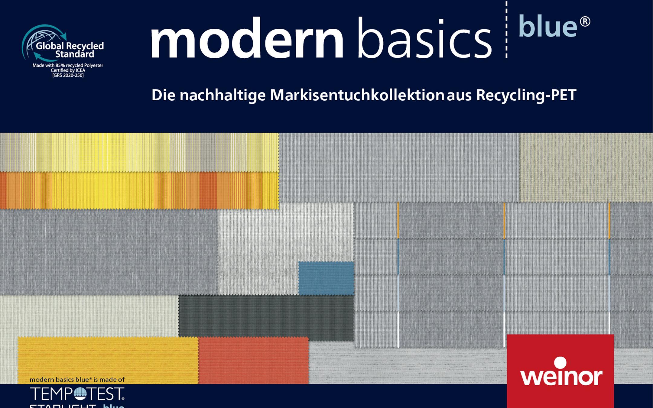 modern basics blue®