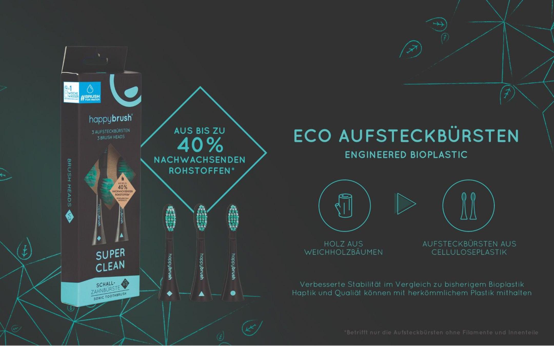 happybrush Eco Refills