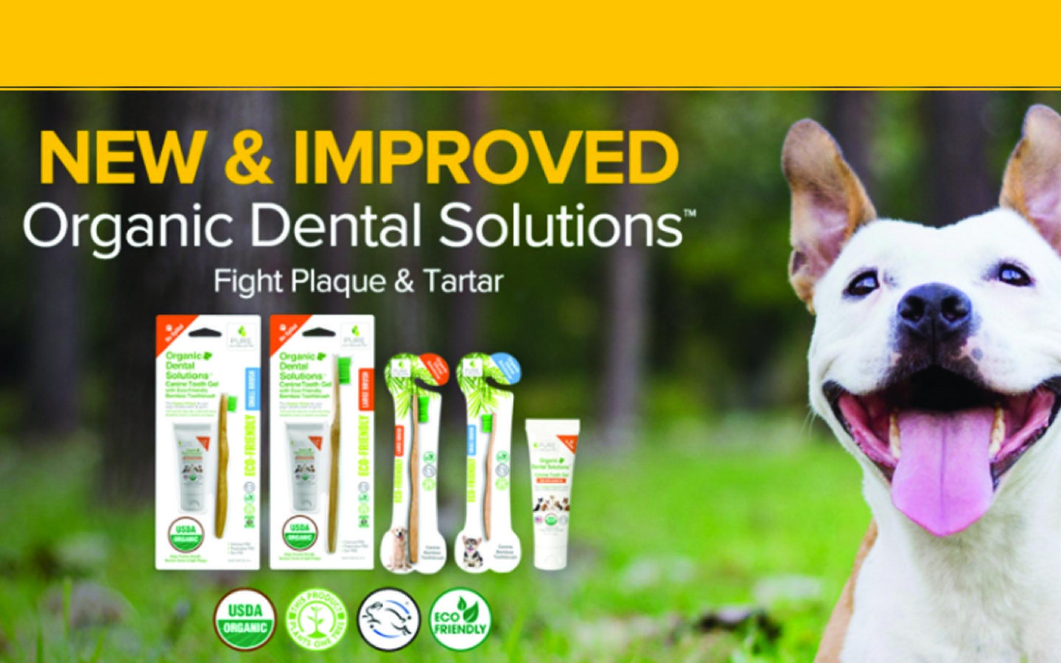Pure & Natural Pet Dental Kit