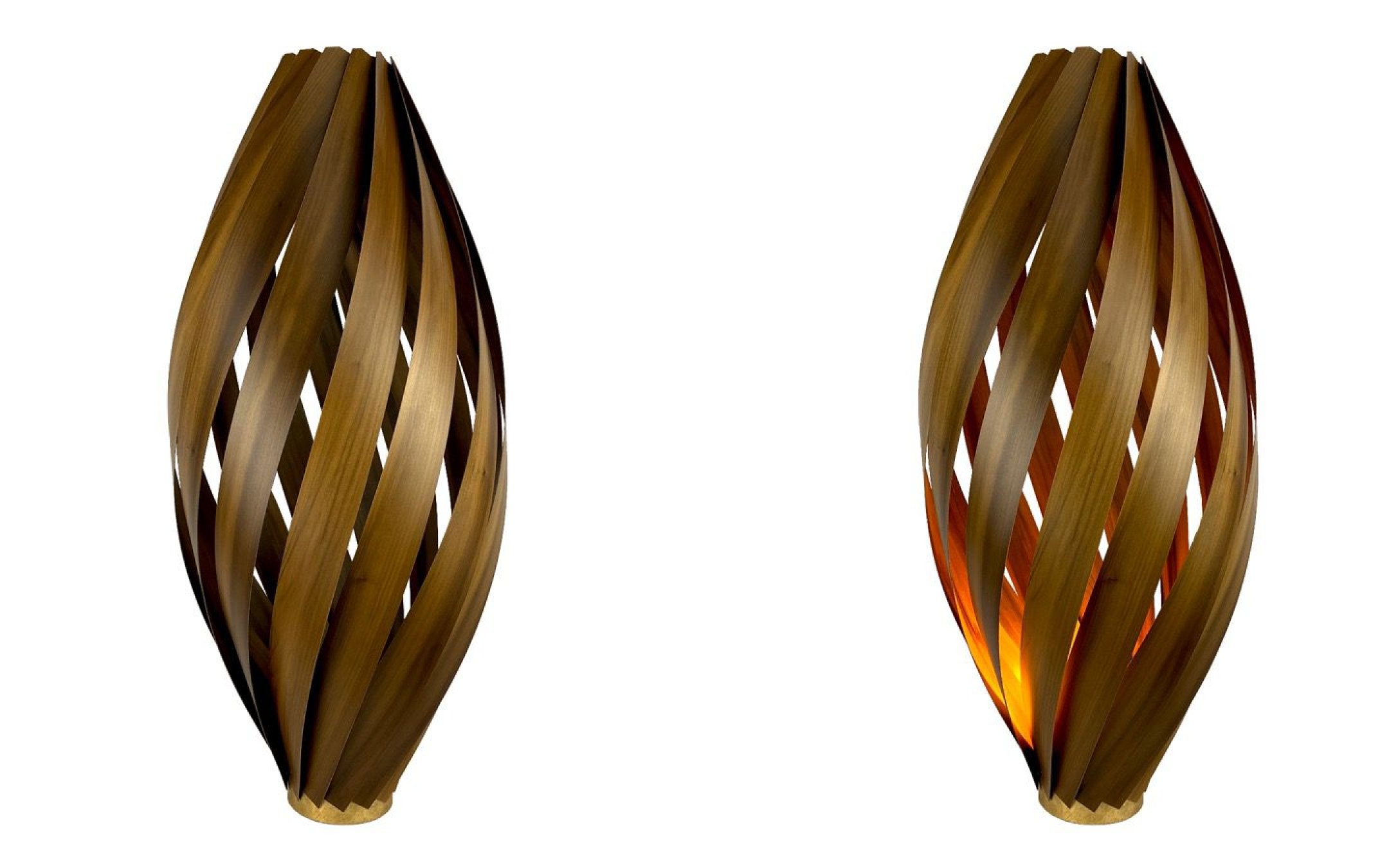 Floor & pendant lamp 'Ardere'