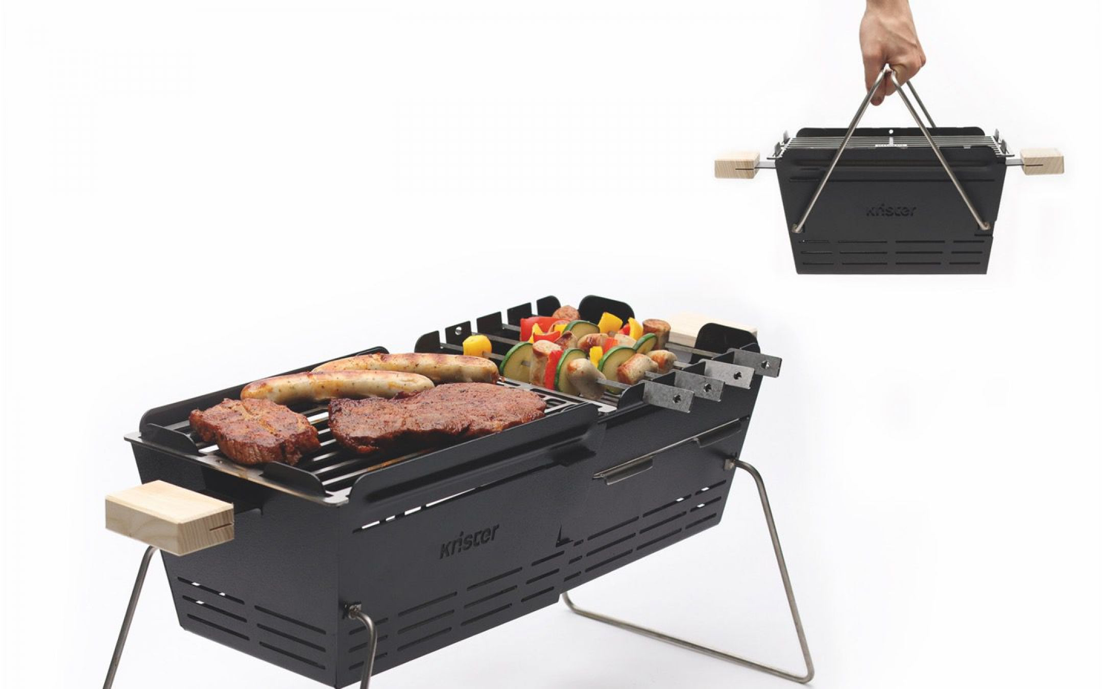 Knister-Grill