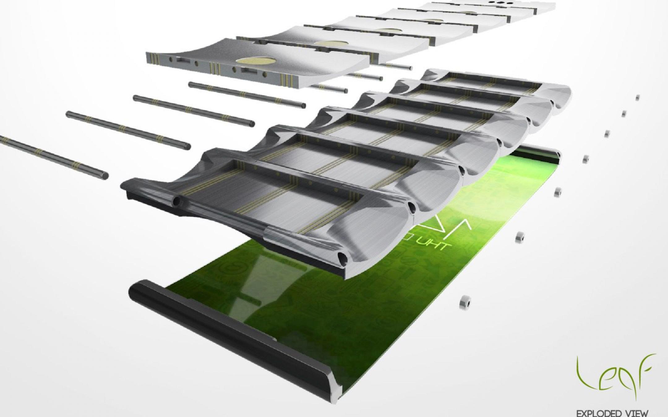 Leaf Sustainable Smartphone