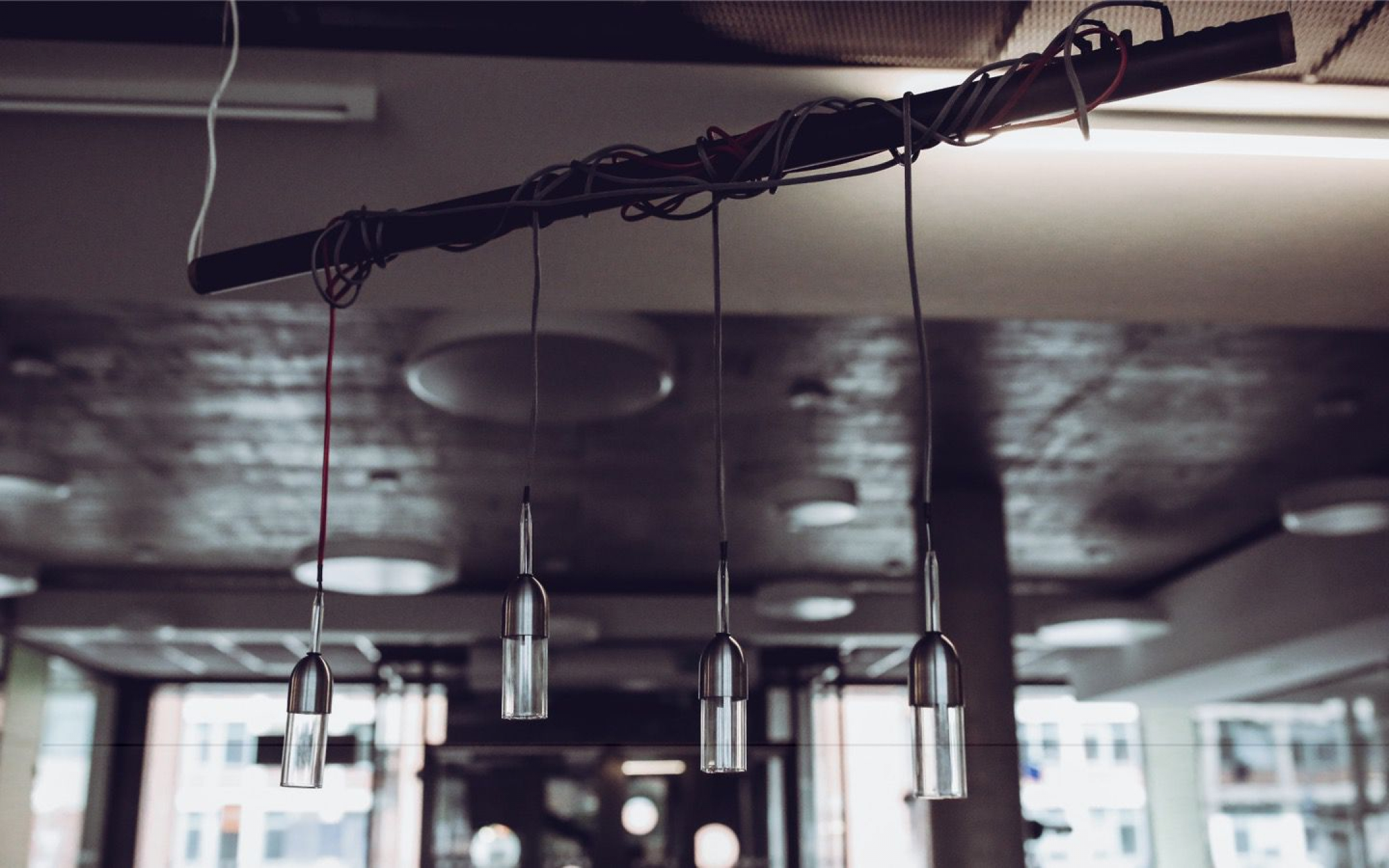 Upcycled lamps - Arbo