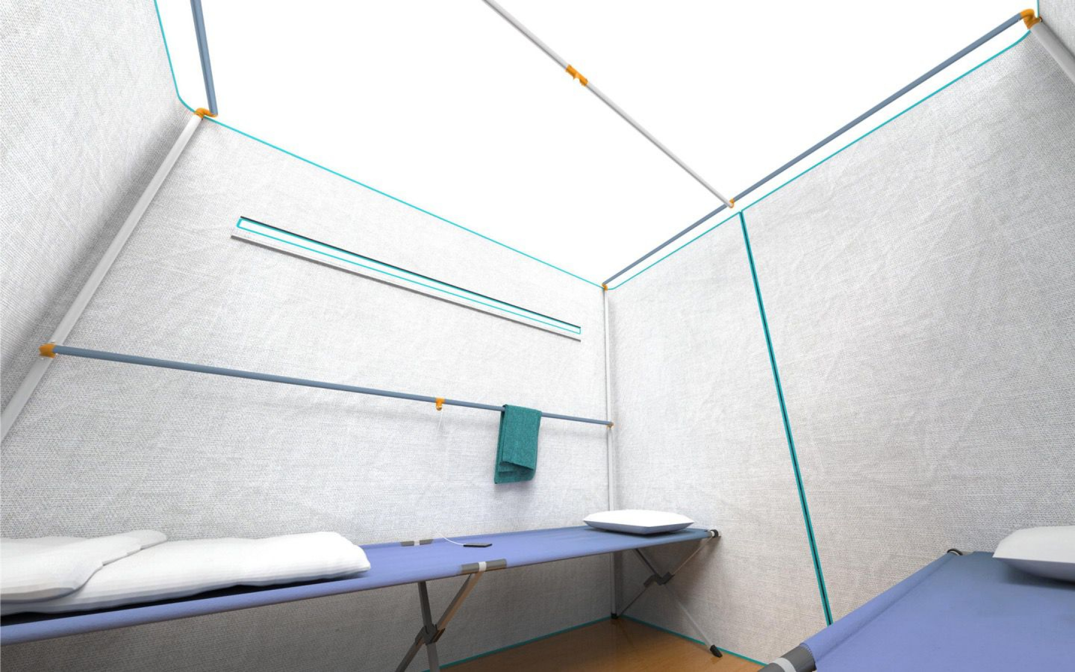 疗养室和隔离室