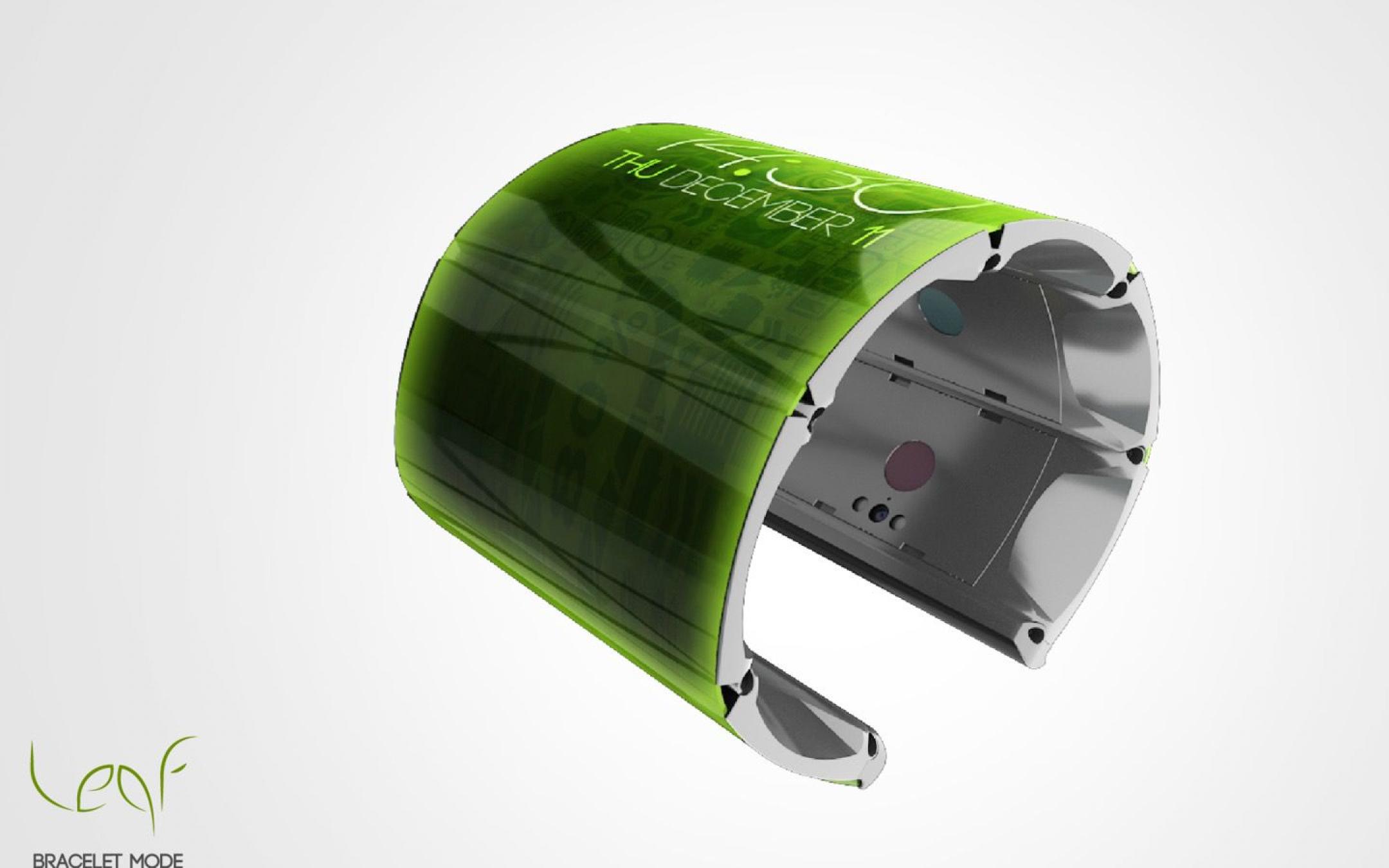 Leaf Nachhaltiges Smartphone