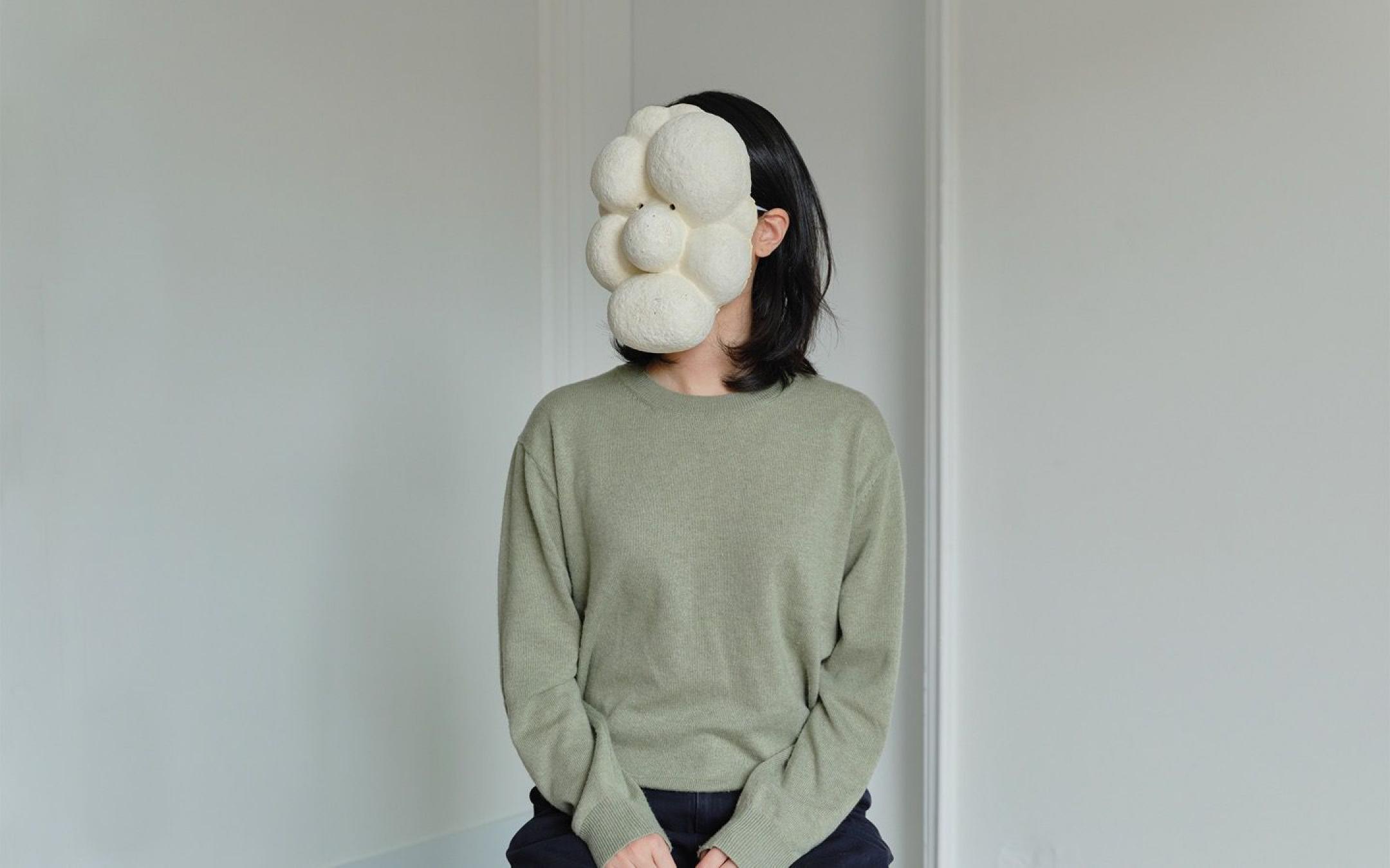 Mushroom Mycelium Mask