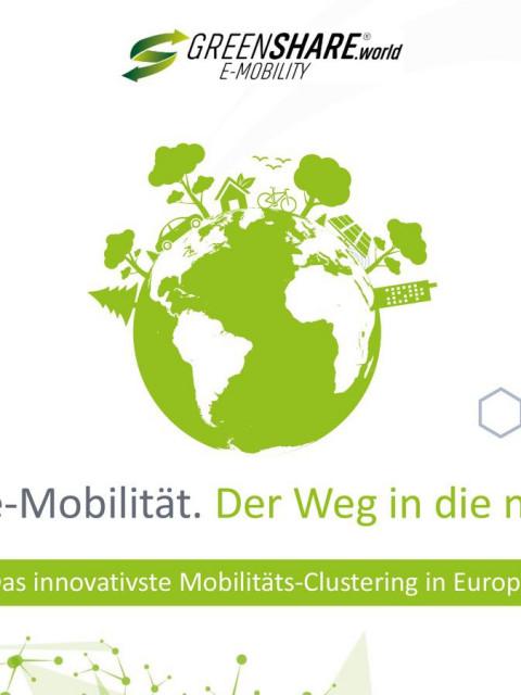 GreenShare - sharing e-mobility