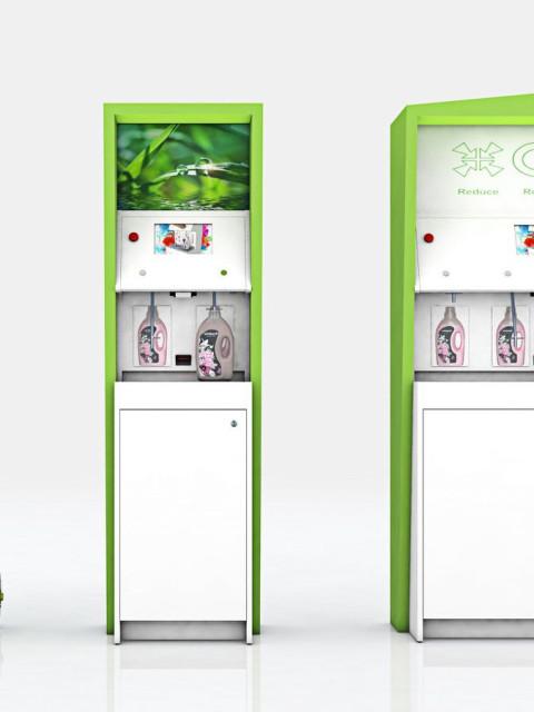 Liquid Dispenser by umdasch