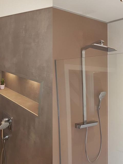 PAVIMI rear shower wall
