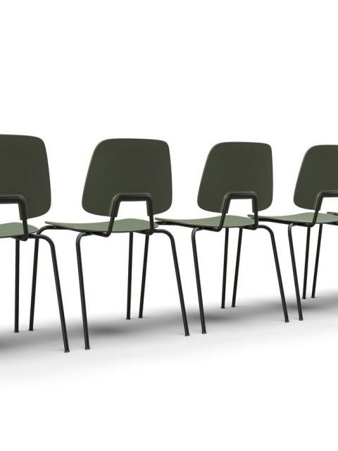 R.U.M. - ocean plastic chair