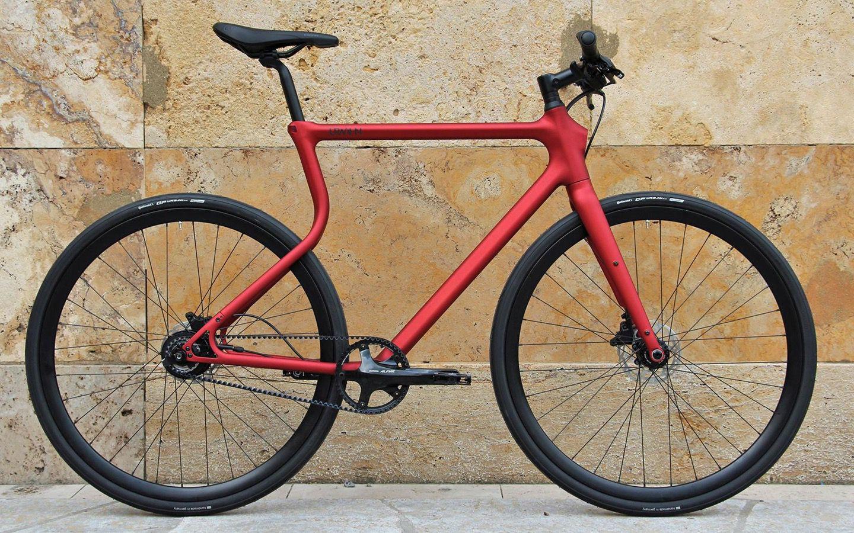 Urwahn Bike - Stadtfuchs