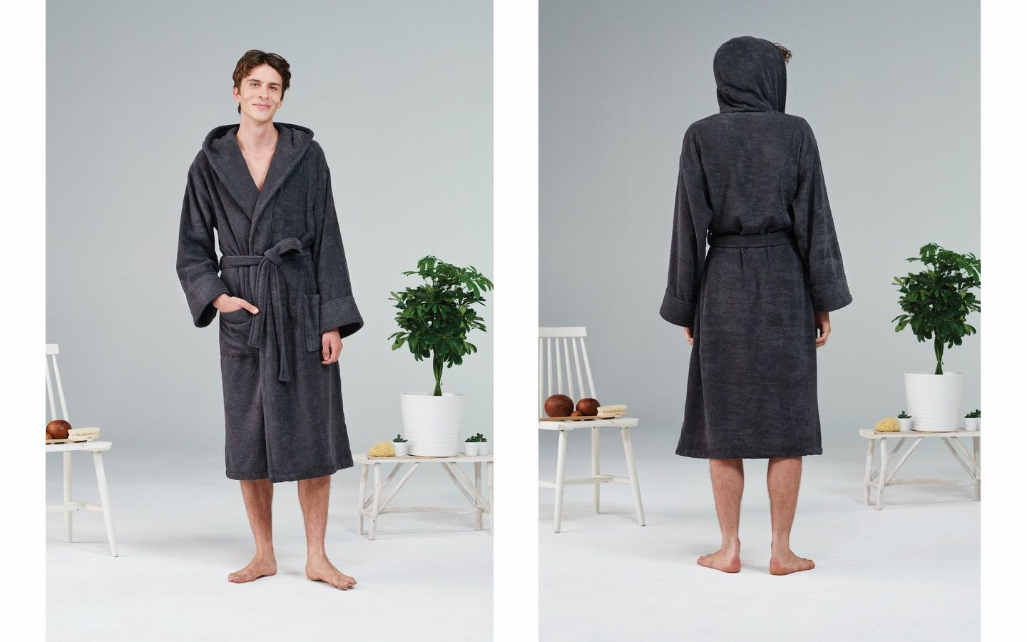 The Kushel Bathrobe