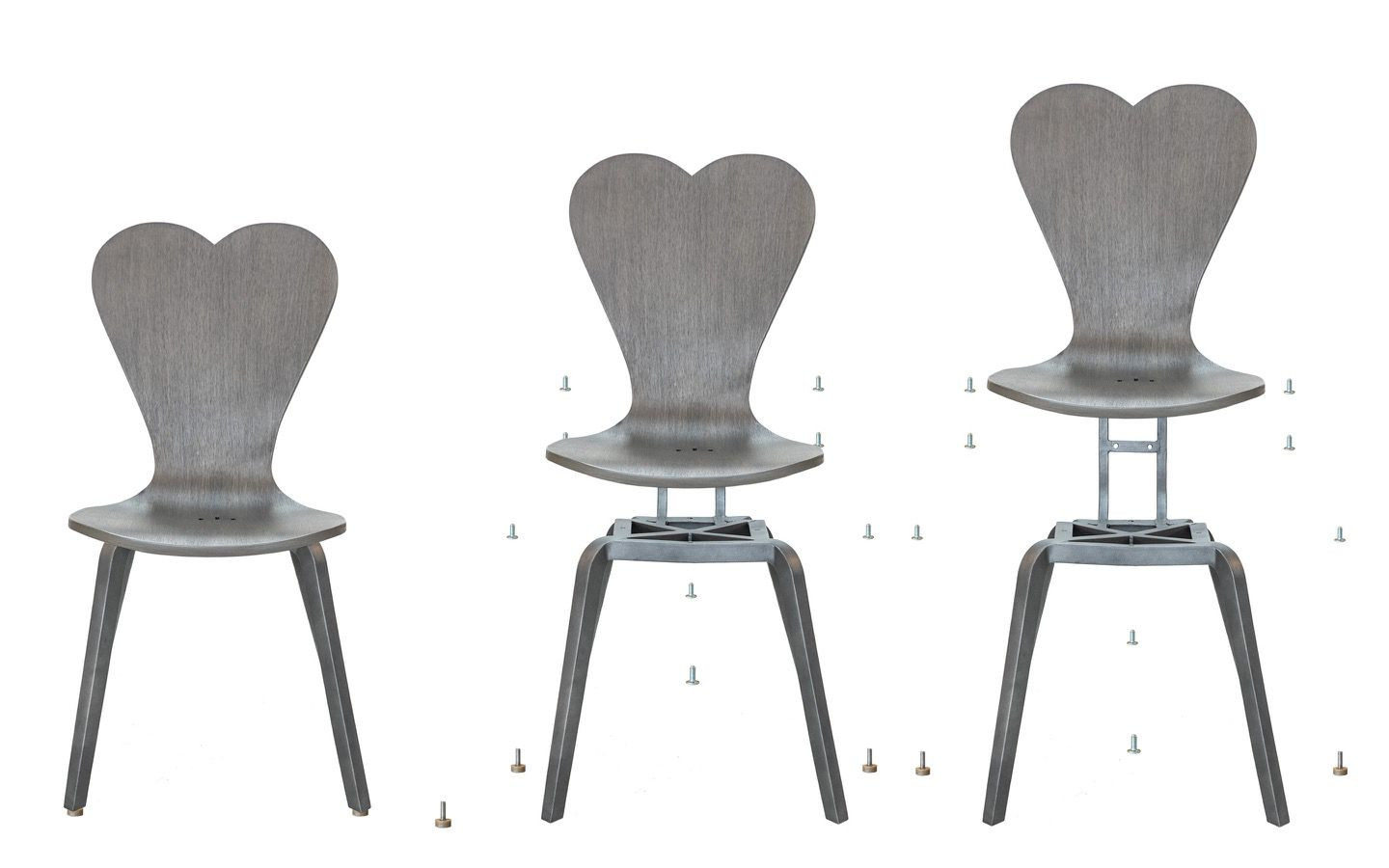 MBM Swan Chair made of Resysta