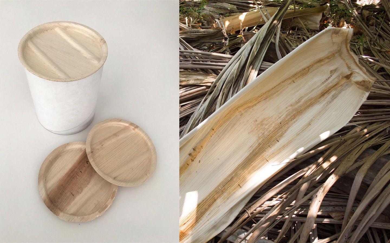 Palm Leaf Disposables