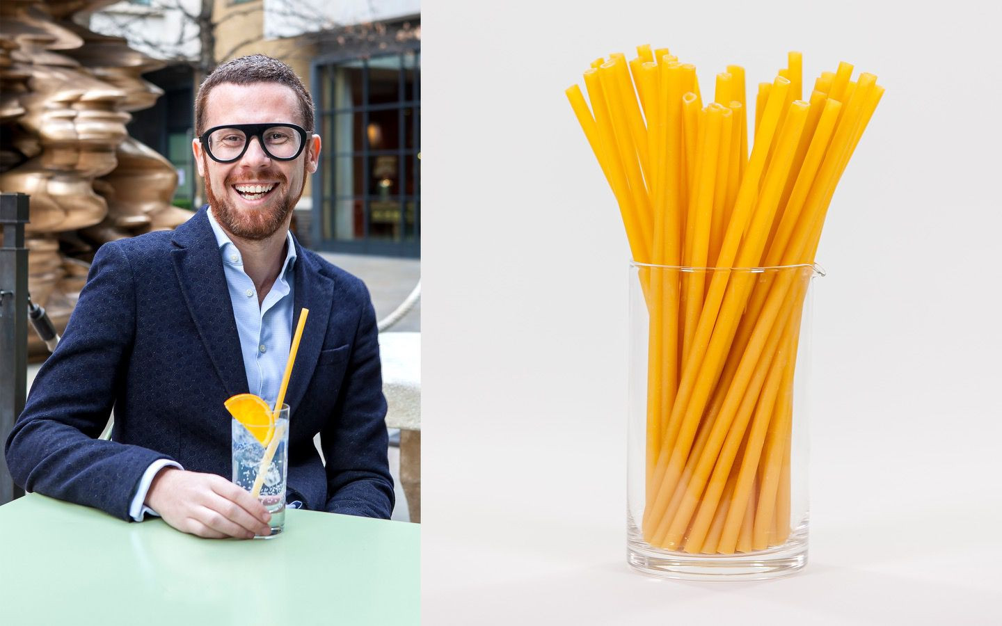 Stroodles - The Pasta Straws