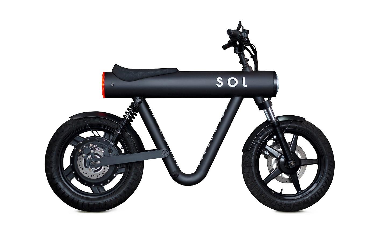 SOL Motors Pocket Rocket
